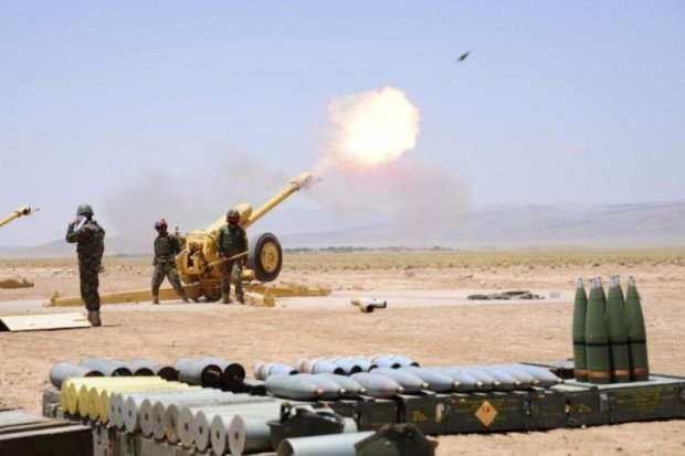 Afghan-army-fire-artillery