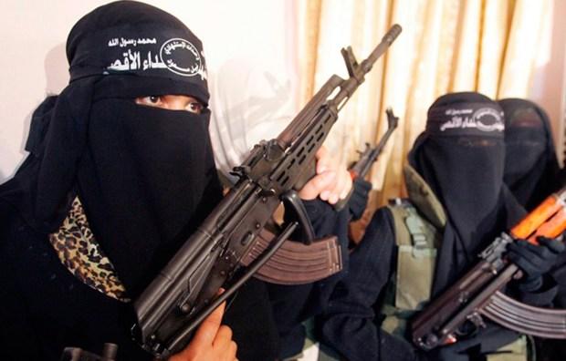 Jihadi-Indian-woman