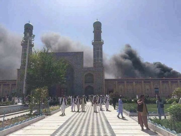 Herat mosque