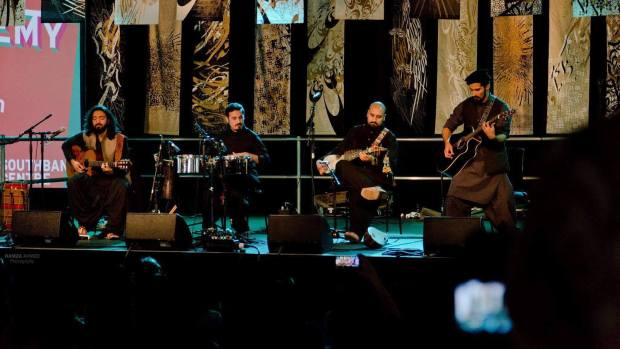 Khumariyaan: Interview with Sparlay Rawail, the lead guitarist with the band - Khumariyaan: By Angelia Merisi