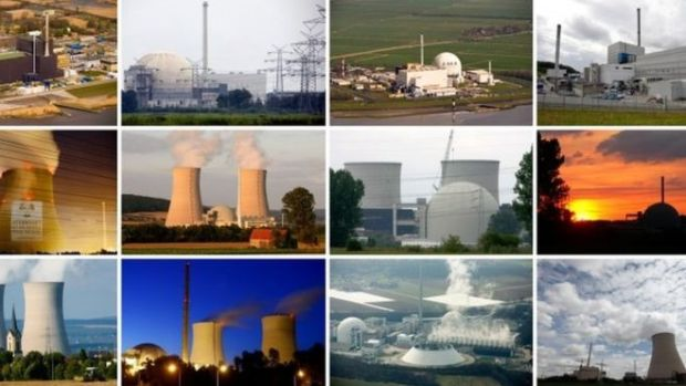 Germany's nuclear power plants