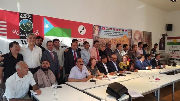 pashtunistan conference