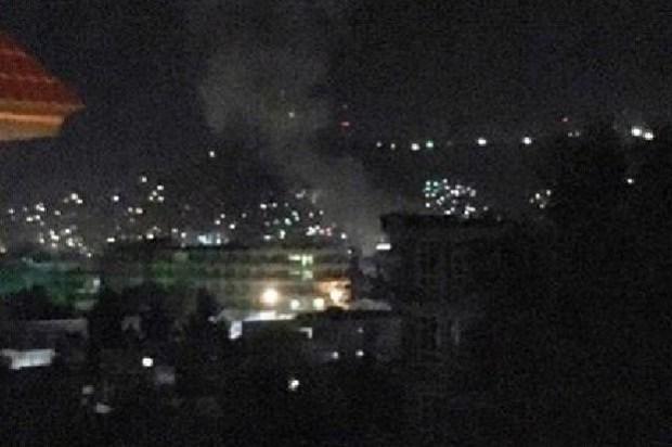 Kabul attak