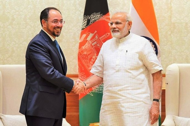 Modi-Afghanistan