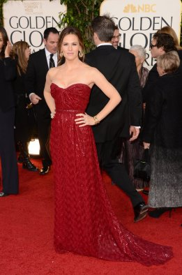 Jennifer Garner in Vivenne Westwood Couture