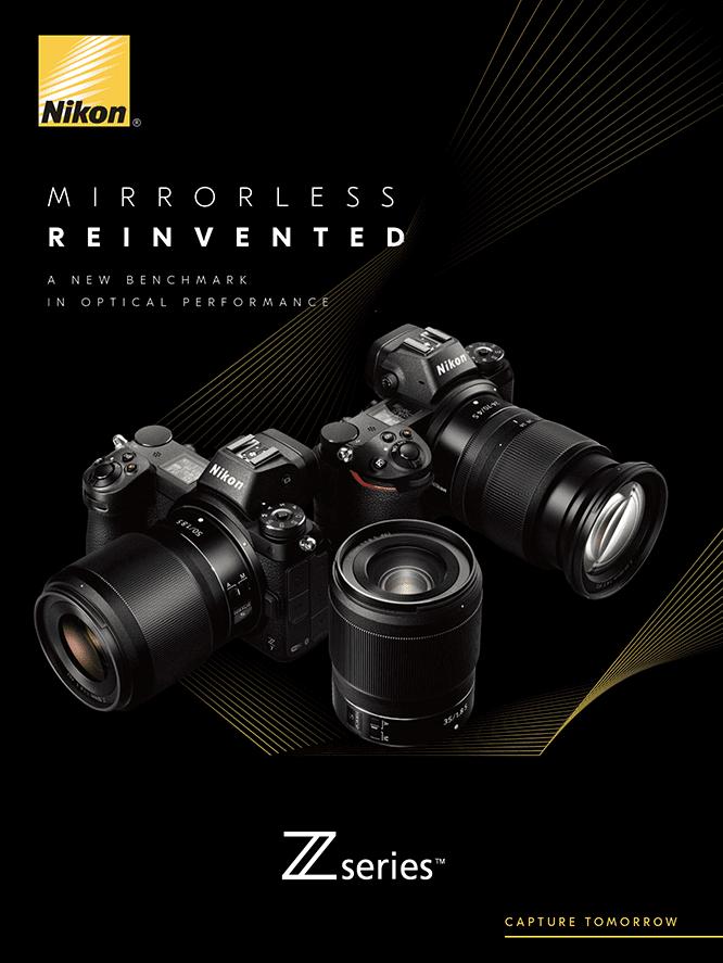 Nikon Z Series Mirrorless System: New Free Quick-Start Guide