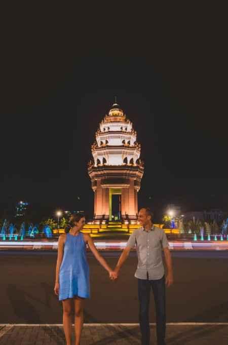 places to visit in cambodia Phnom Penh