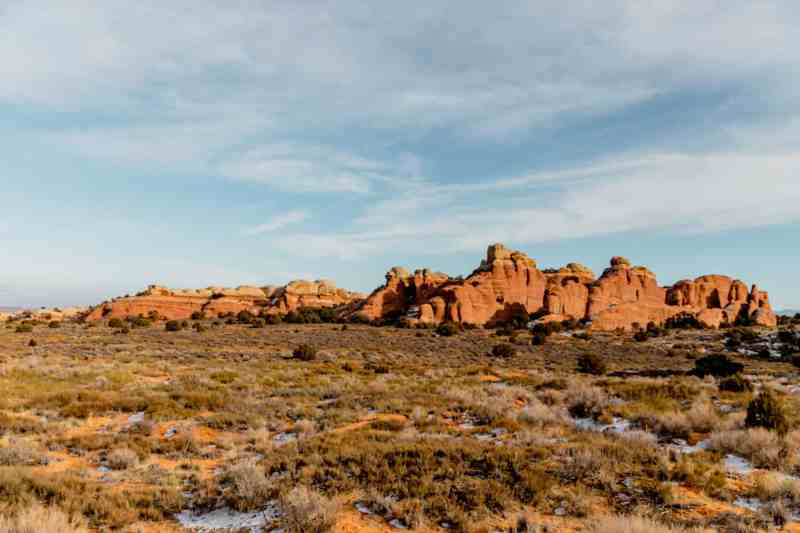 cabins near arches national park