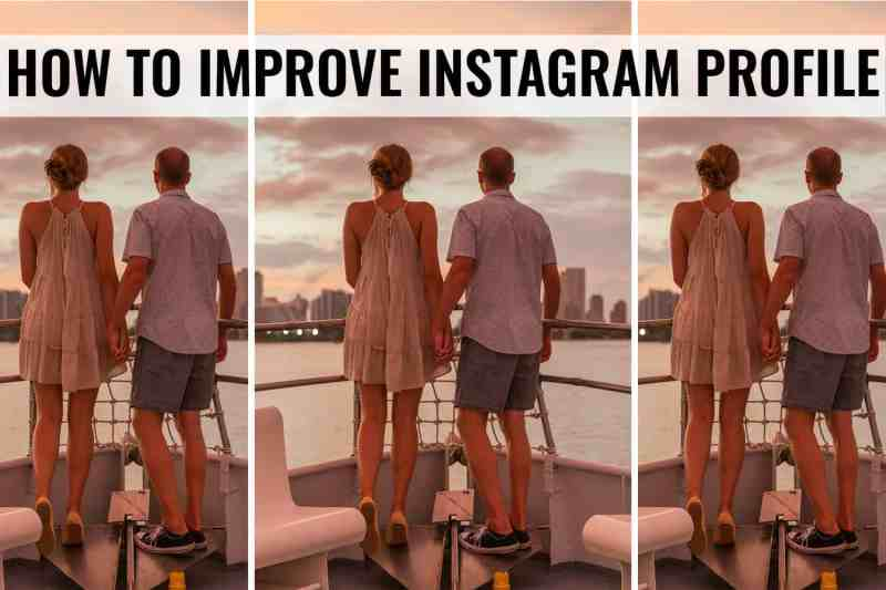 how to improve Instagram profile