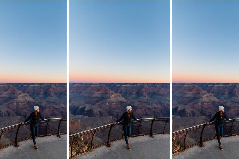 best views grand canyon south rim