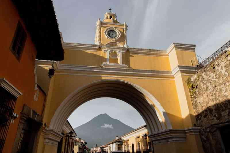 volcano acatenango overnight trek