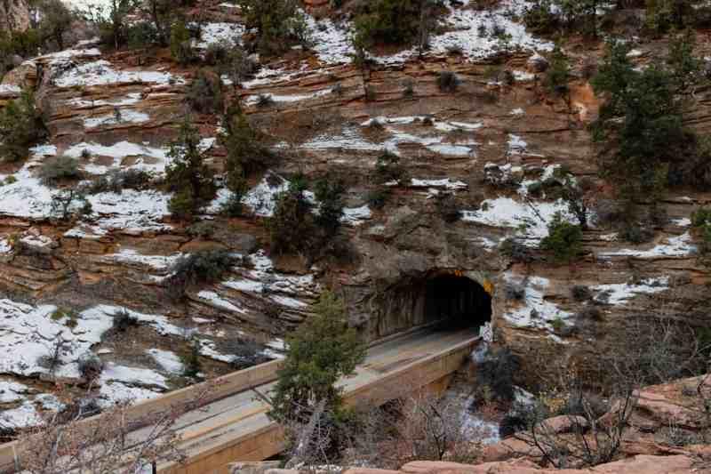 zion national park drive