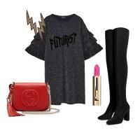 Outfits para San Valentín