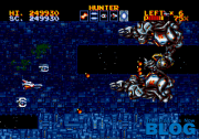 Thunder Force IV Boss The Past is Now Blog, Analisis Ivelias Zero 17+
