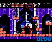 Castlevania III 3 Draculas Curse NES Gameplay the past is now blog analisis ivelias zero 14