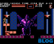 Castlevania III 3 Draculas Curse NES Gameplay the past is now blog analisis ivelias zero final boss