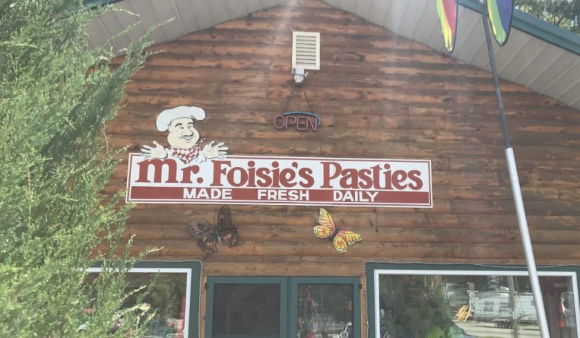 pasty, pasty review, pasties, pasty guy, mr foisie's pasties, cadillac
