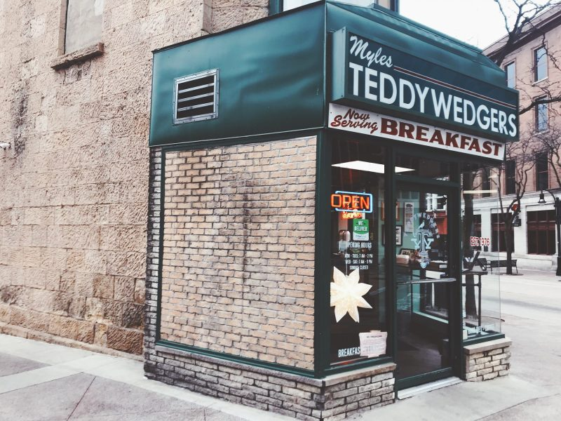 pasty, pasty review, pasties, pasty guy, teddywedgers, madison, wisconsin pasties