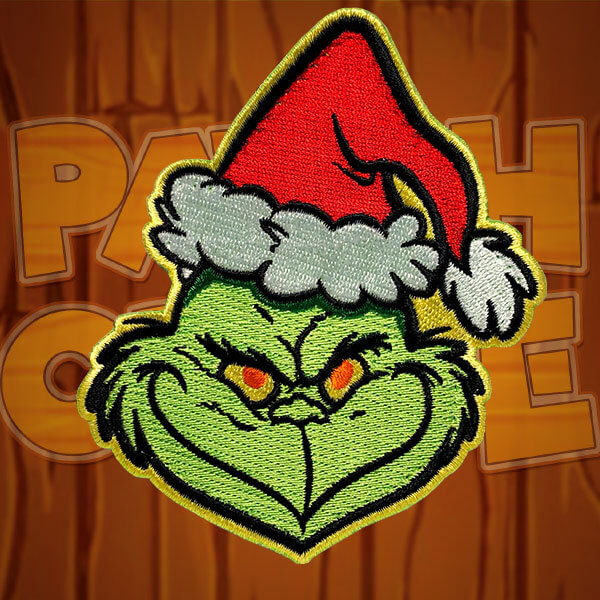 The Grinch Patch