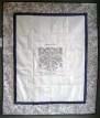 quilt wedding embroider