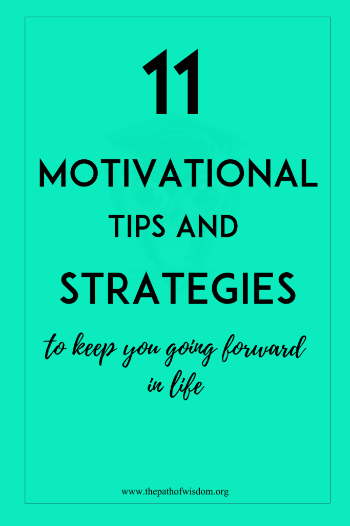 11 Motivational Tips and Strategies for students