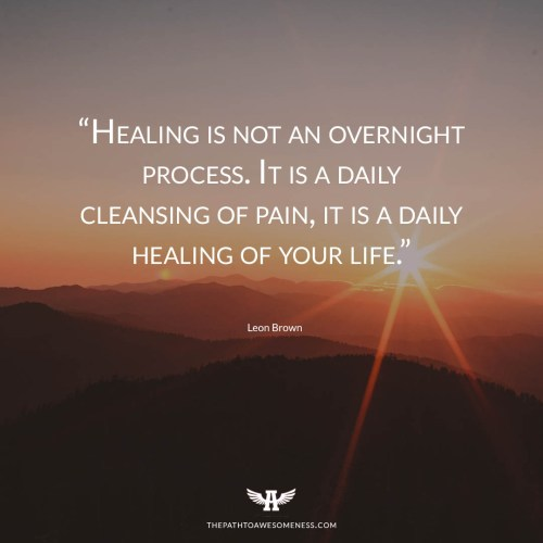 the abandonment recovery workbook healing quote