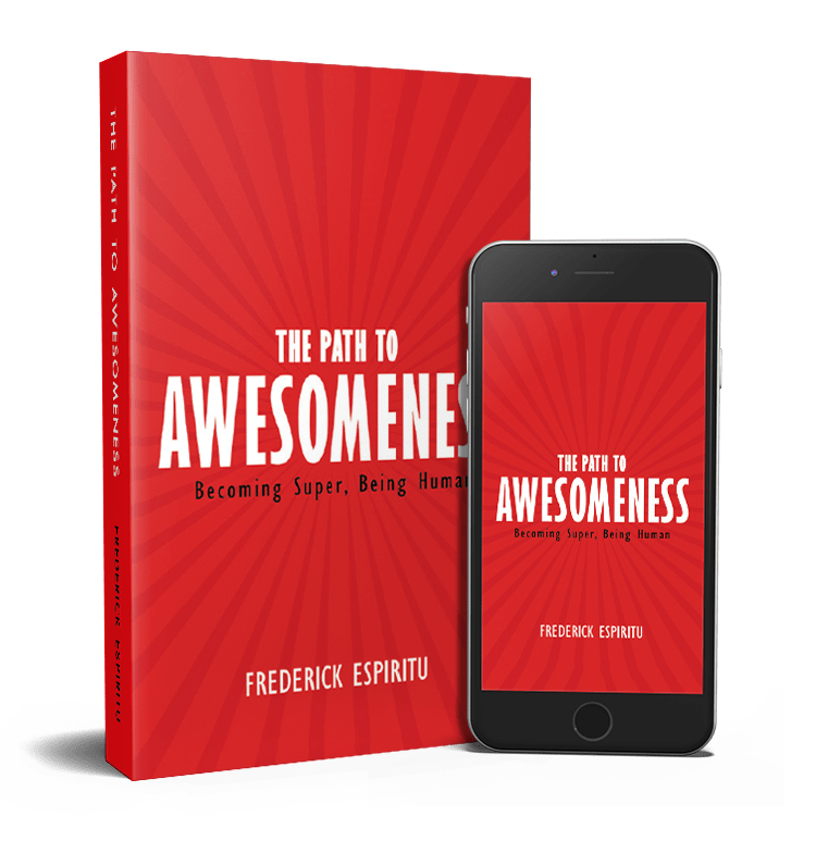 the path to awesomeness book