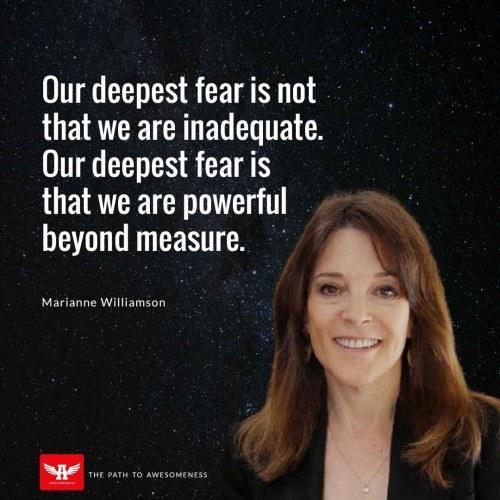spiritual quotes marianne williamson