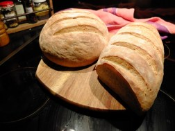 Wholemeal Loaves