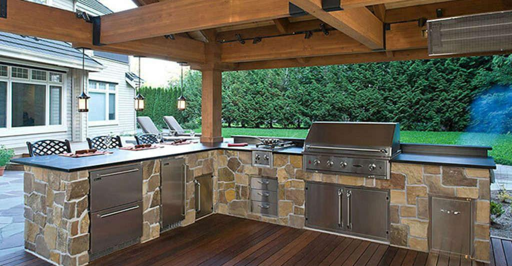 outdoor kitchens the patio company on kitchen design ideas photos and videos hgtv id=67798