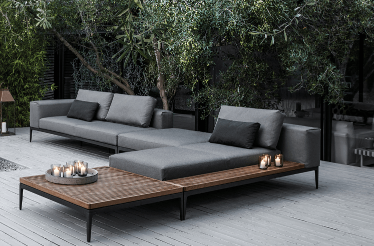 Luxury Outdoor furniture in Miami - Luxury Outdoor Living on Fine Living Patio Set id=70819