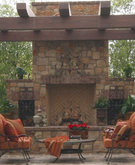 Outdoor Fireplace Paddy O Furniture Blog Spot 20