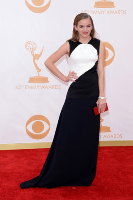2013-emmy-awards-red-carpet-morgan-saylor-patranila-project