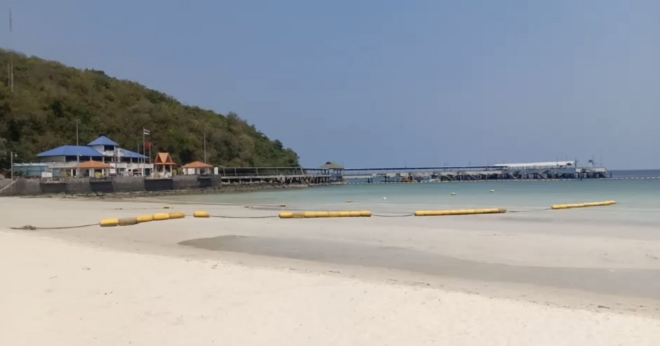 Koh Larn to stay open for now, say Pattaya city authorities and island council - The Pattaya News