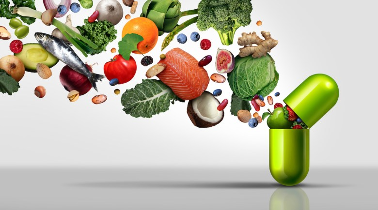 Nutritional supplement ( Photo credit: Adobe Stock)