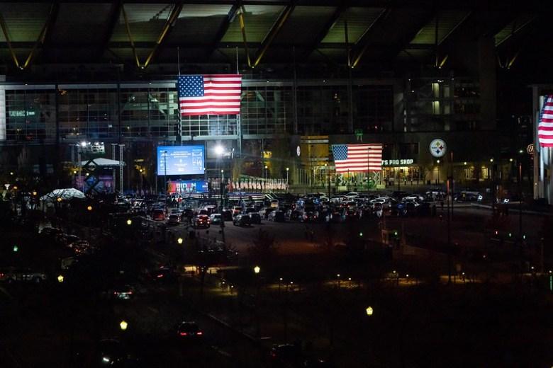 Election Night - Pittsburg, PA - November 3, 2020  Photo by Adam Schultz / Biden for President