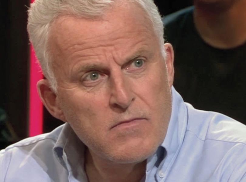 Dutch Crime Reporter Peter R. de Vries