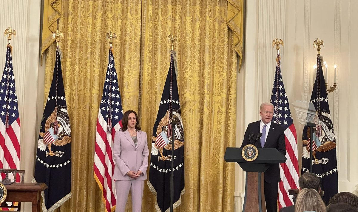 Biden signs H.R. 1652, to strengthen and restore funding for the Crime Victims Fund.