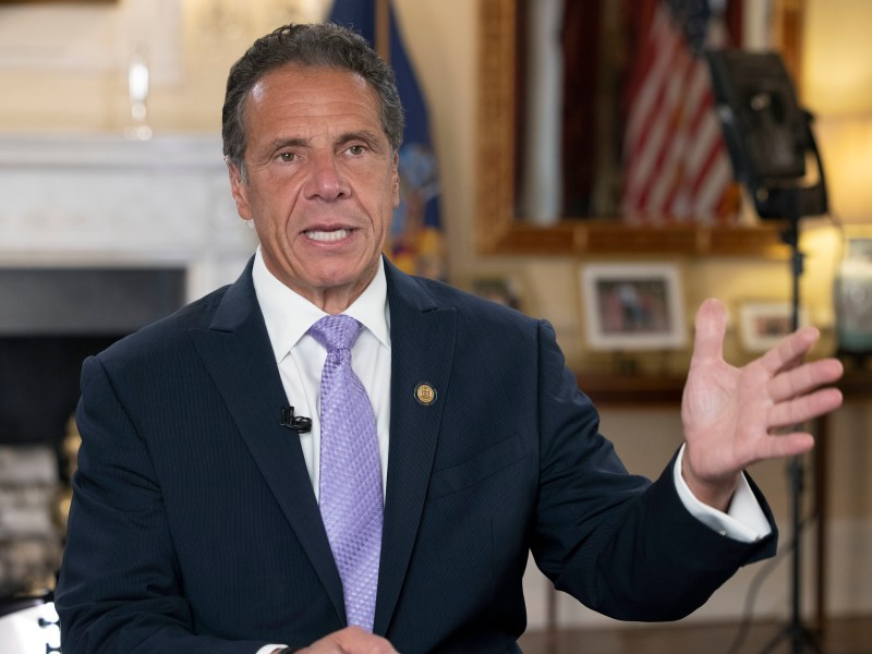 Andrew Cuomo ( Photo credit: Mike Groll/Office of Governor Andrew M. Cuomo)