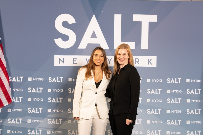 Longevity doctor and medical technology entrepreneur Dina Radenkovic and Dr. Jennifer Garrison, the founder of a Global Consortium for Reproductive Longevity and Equality.
