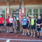 PCAP Bicycle Group Trip