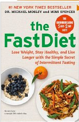 FastDiet Book Cover