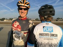 PCAP's First Inline Skating Ambassador. Thanks Rick!