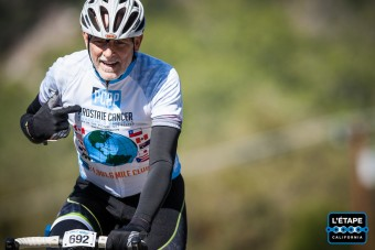 PCAP founder Robert Warren Hess climbing Mt. Baldy