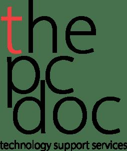 The PC Doc Logo