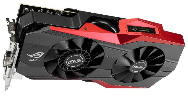 Asus ROG Matrix R9 290X Platinum Revealed See Features