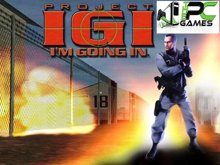 Project IGI 1 I'm Going In Pc Game Free Download Full Version