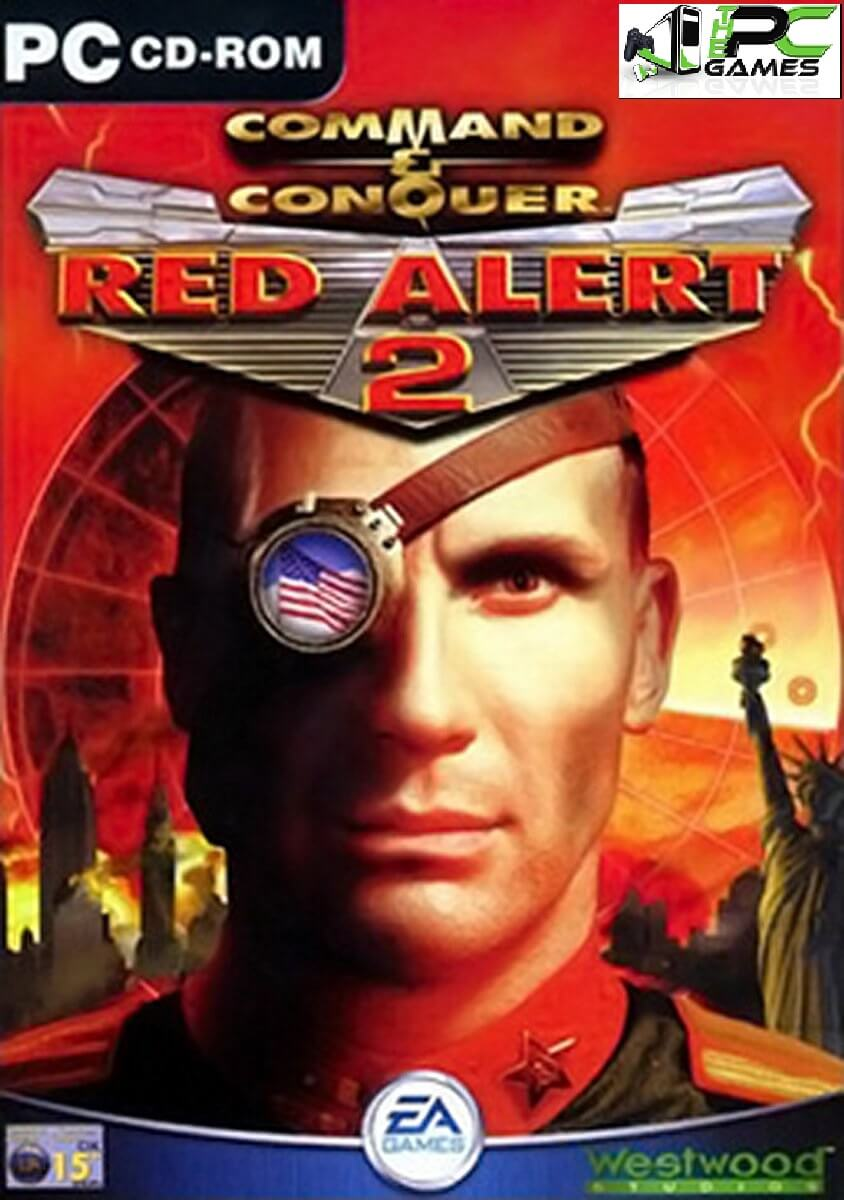 Command & Conquer Red Alert 2 PC Game Full Free Download