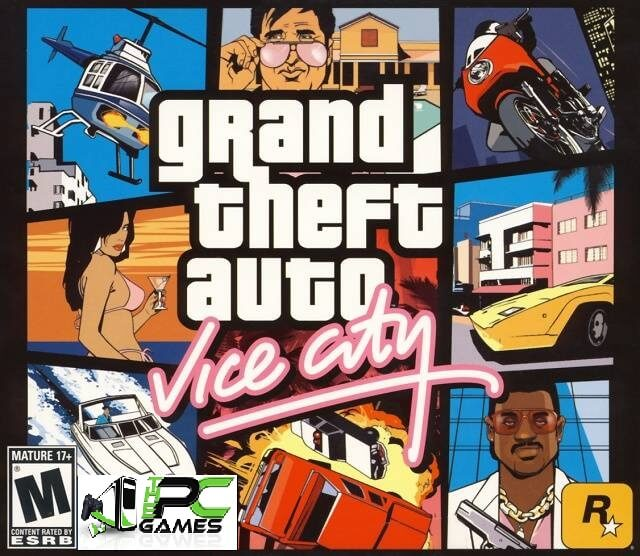 Grand Theft Auto (GTA) Vice City PC Game Free Download