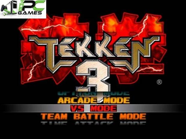 Image result for Tekken 3 Game Download for PC Full Version